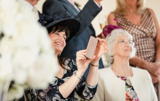 Turns out Irish mammies spend a LOT on their mother-of-the-bride outfit