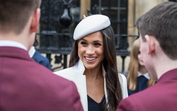 'I'm very, very excited': Meghan finally opens up about her upcoming wedding