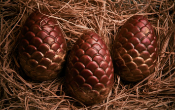 You can now buy chocolate Game of Thrones 'dragon eggs'