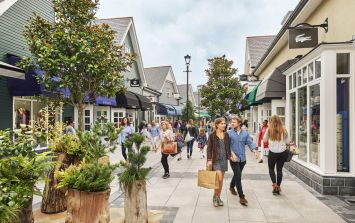 There's a killer discount at Kildare Village this weekend that you won't want to miss