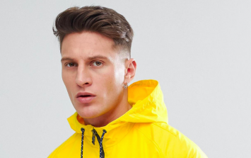 The male models on ASOS all have one very familiar look on their faces