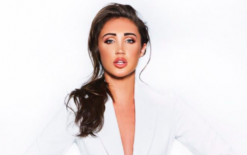 We get to the bottom of the confusion surrounding Megan McKenna's toe quantity