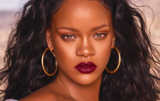 Rihanna just unveiled Fenty's newest product in the sexiest post ever