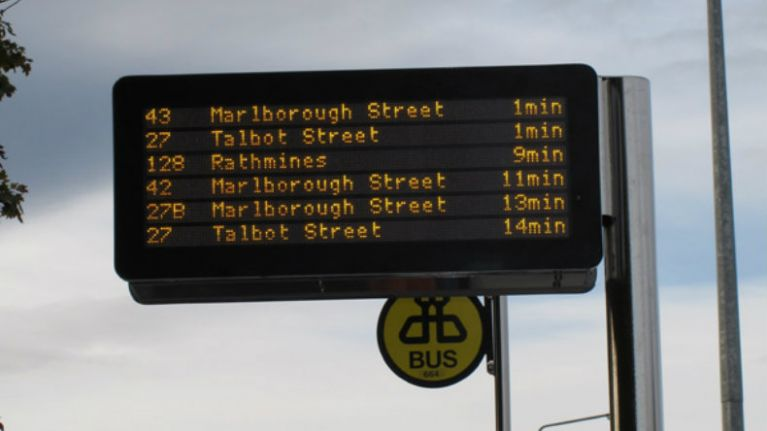 Real-time is down and people have been furiously tweeting at Dublin Bus all day