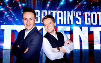 People aren't too sure about the person tipped to co-host BGT with Dec