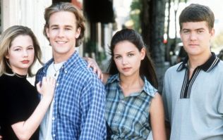 20 years later... the entire cast of Dawson's Creek reunited and we feel old