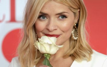 Holly Willoughby suffered the ultimate work mishap after finishing filming today