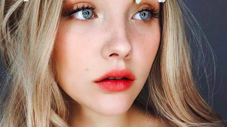 Garden brows: the latest viral eyebrow trend and they're... pretty!?