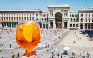 This delicious Aperol Spritz ice-pop recipe is just what your weekend needs