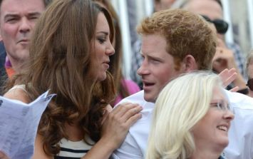 So, Kate used to set Harry up on blind dates before he met Meghan