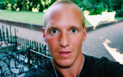 Jamie Laing did not impress anyone on the Great British Bake Off last night