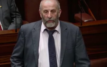 Danny Healy-Rae's comments about abortion in the Dáil show a complete lack of empathy