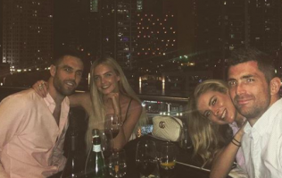 Rob Kearney and Conor Murray are on a double date in Dubai and we want to be a fly on the wall