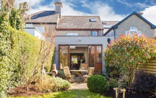 So Dermot Bannon's Dublin house is for sale and OMG property porn