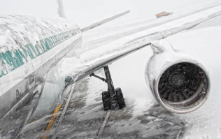Flying to the US or Canada soon? Snow is causing HUGE delays and cancellations