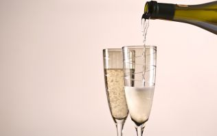 So, prosecco is now a COLOUR and it's very classy indeed