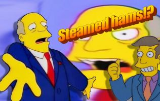 Superintendent Chalmers is secretly the best Simpsons character