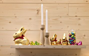 The Lindt bunny personalisation station is back (for a very good cause)