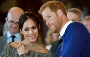 STOP! Meghan and Harry are currently in Ireland right now... and OMG
