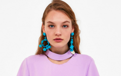 This €40 Zara top comes in three colours and we completely adore it