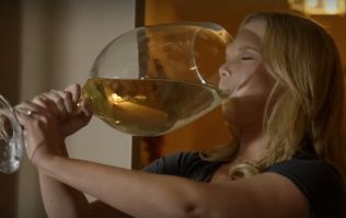 Apparently, wine can be good for your brain and we're pouring a glass
