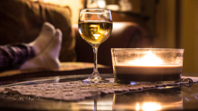 You can now get wine and cocktails delivered straight to your door
