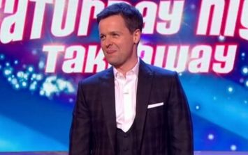 Could Dec be presenting Britain's Got Talent without Ant this year?