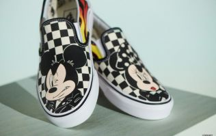 Vans is releasing a Disney collection and it's just oh-so-CUTE