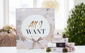 Glossybox have announced their first ever advent calendar (and here's what is inside)