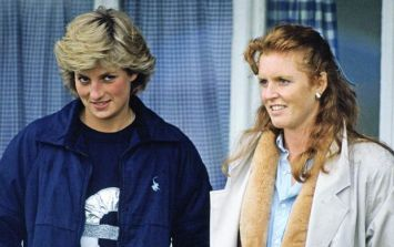This is how Sarah Ferguson will honour Princess Diana at Eugenie's wedding