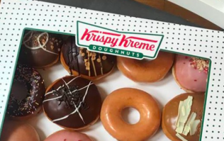 Here's how many calories are in your favourite Krispy Kreme doughnuts