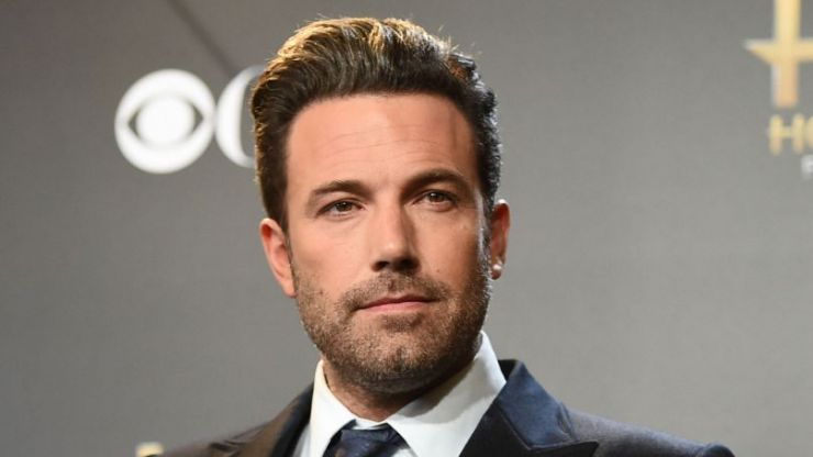 Ben Affleck makes a statement after finishing his time in rehab