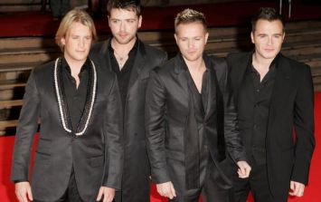 Westlife have just announced three HUGE Irish gigs for next summer
