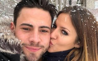 Caroline Flack and fiancé Andrew Brady spark rumours they have secretly gotten MARRIED