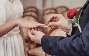 Wicklow couple's wedding almost called off after a row with the priest over decorations