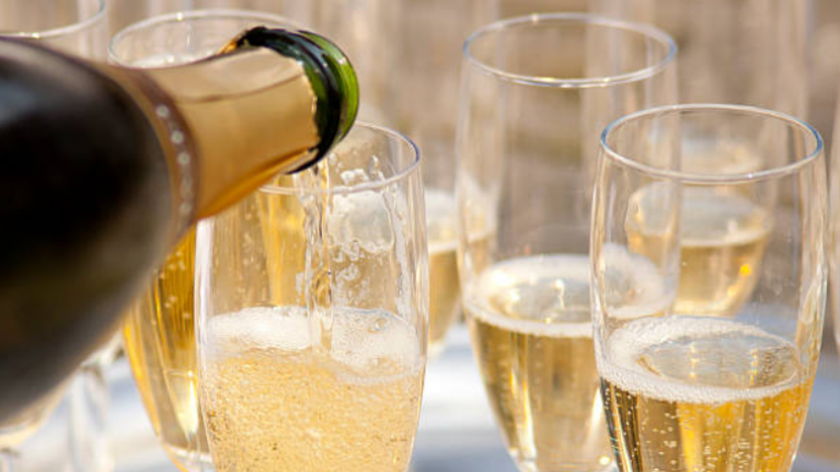 Prosecco tank overflows... thousands of litres of delicious fizz GONE