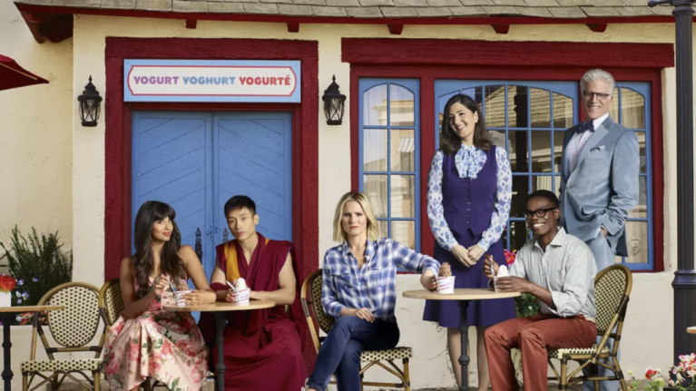 QUIZ: Which one of the characters from The Good Place are you?