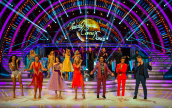 Strictly couple apologise over 'drunken mistake' after they were pictured kissing