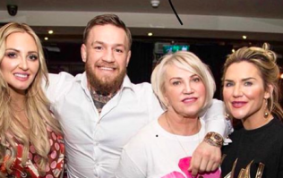 Conor McGregor's mother shares emotional message post-UFC 229 brawl