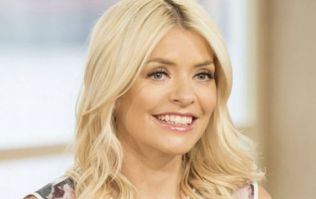 Holly Willoughby wore our dream Christmas Day skirt this morning, but it's not cheap