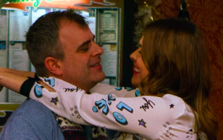 Corrie's Tracy marries Steve in a €560 Monsoon wedding dress and it's stunning
