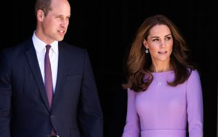 Prince William makes a joke about Kate Middleton and she sees the funny side