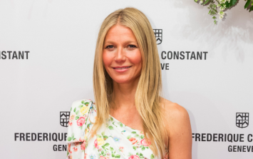 Gwyneth Paltrow just confirmed she's married with a sweet snap of her ring