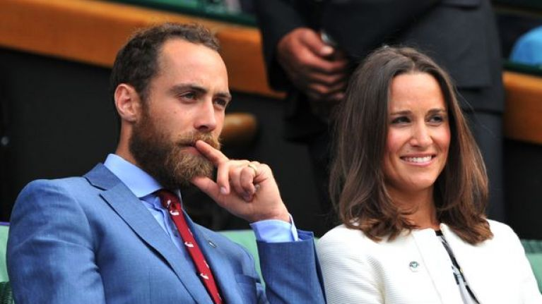 James Middleton has a new girlfriend, and omg she's absolutely STUNNING