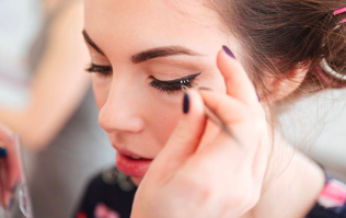 Use this simple tip to apply false lashes without ruining your entire life