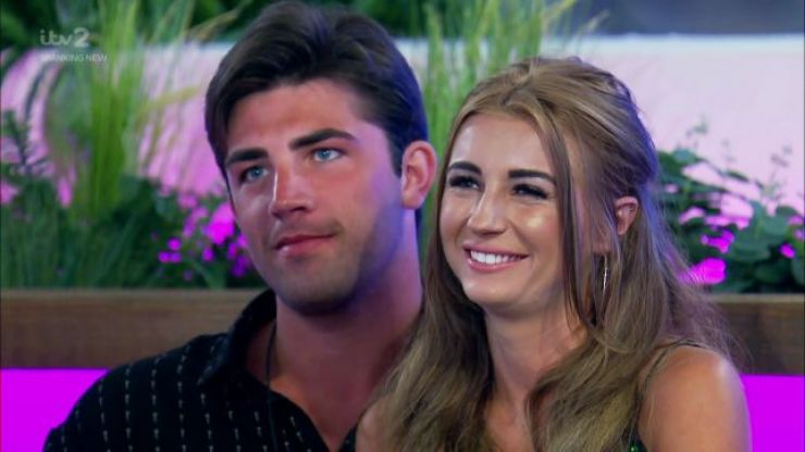 Dani Dyer is being accused of faking her entire relationship with Jack Fincham