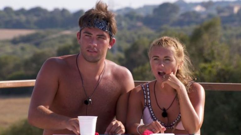 Noooo! Love Island winners Dani Dyer and Jack Fincham have split