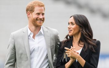 Prince Harry and Meghan Markle will stay with Suits co-stars on their next tour