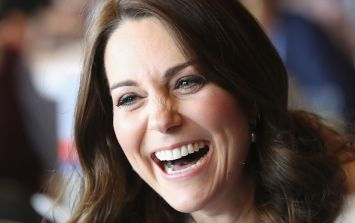 Kate Middleton is back from maternity leave and just look at her new FAB hair