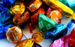 This is the reason why there are fewer green triangles in Quality Street boxes